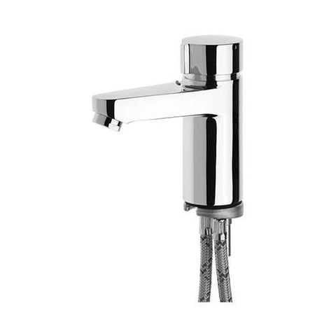 franke aqualine c aqua 203 self closing pillar tap franke online. Black Bedroom Furniture Sets. Home Design Ideas