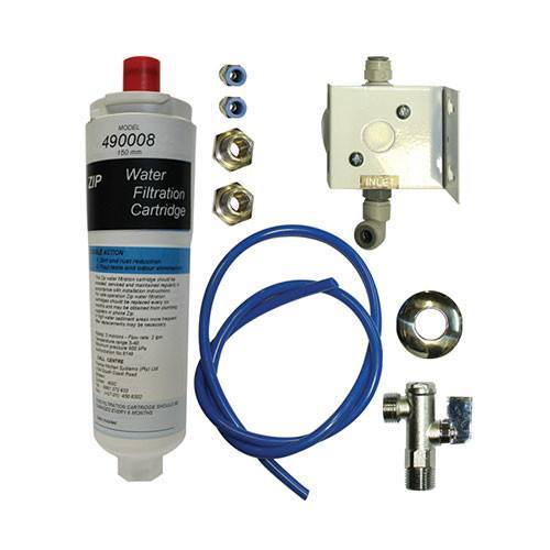 Inline Zip Water Purification Kit for Hydroboil