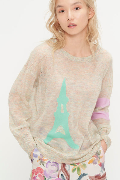 Eiffel Mohair Sweater