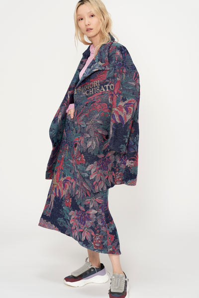 Noble Garden Jacquard Jacket