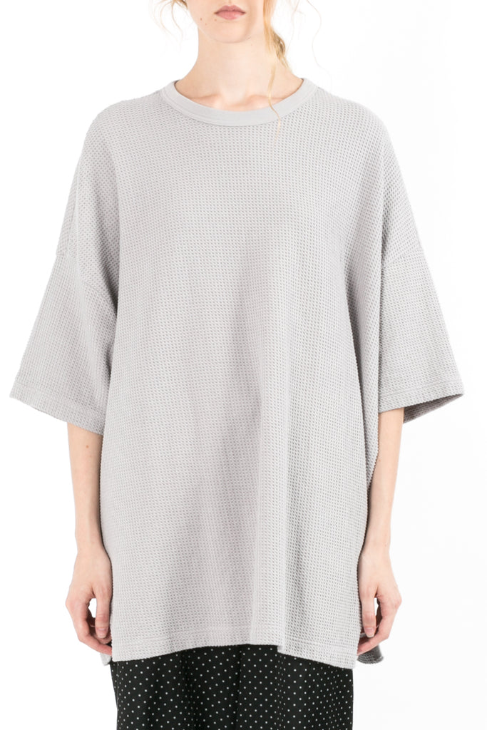 Oversize Honeycombed T-shirt