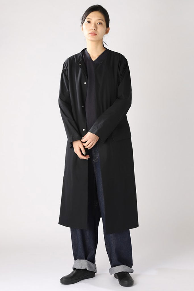 PLANTATION x DESCENTE Long Coat