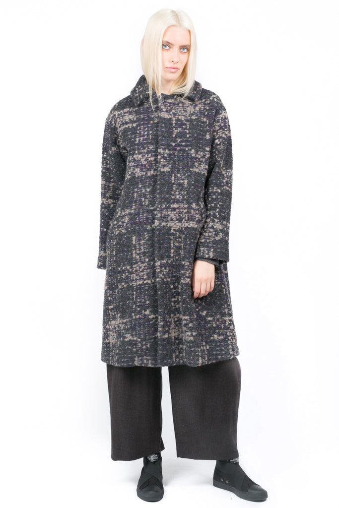 Wool Winter Coat 1
