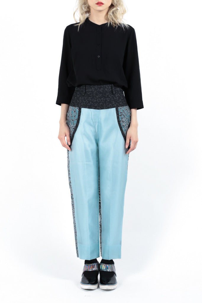 Washi Flower Collector Trousers