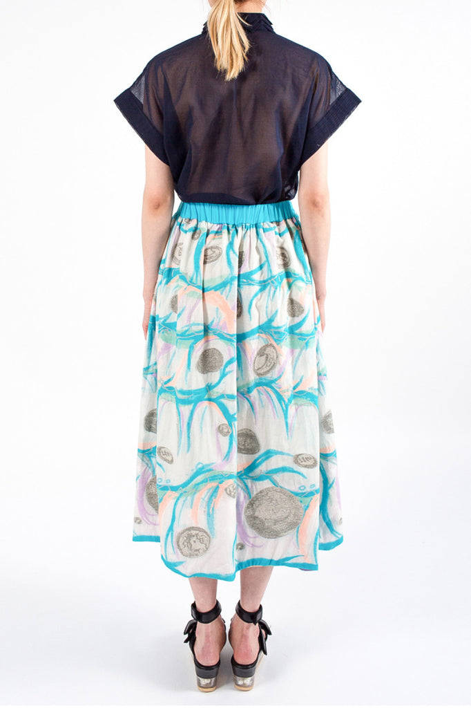"""Golden Coins"" Skirt"