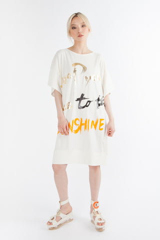 Message dress