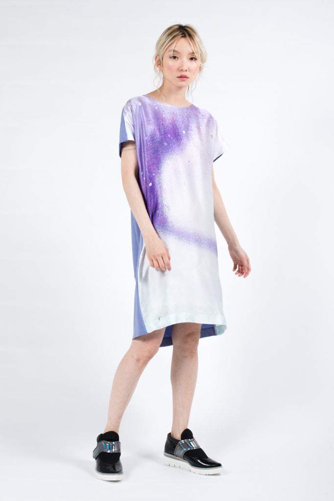 """Aurora"" Silk Dress"