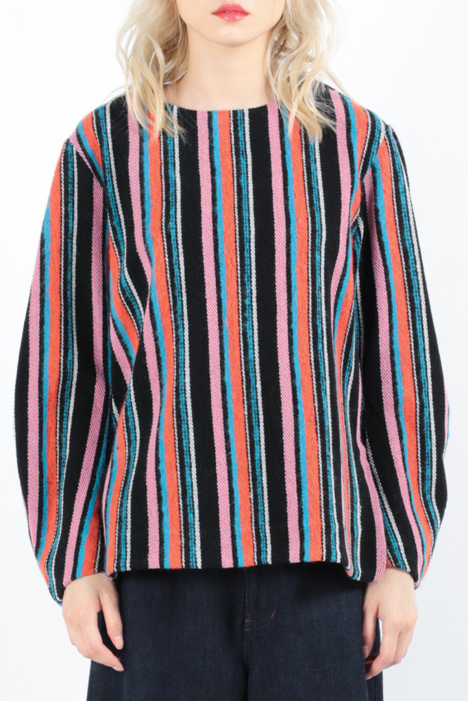 Inley Stripe Top