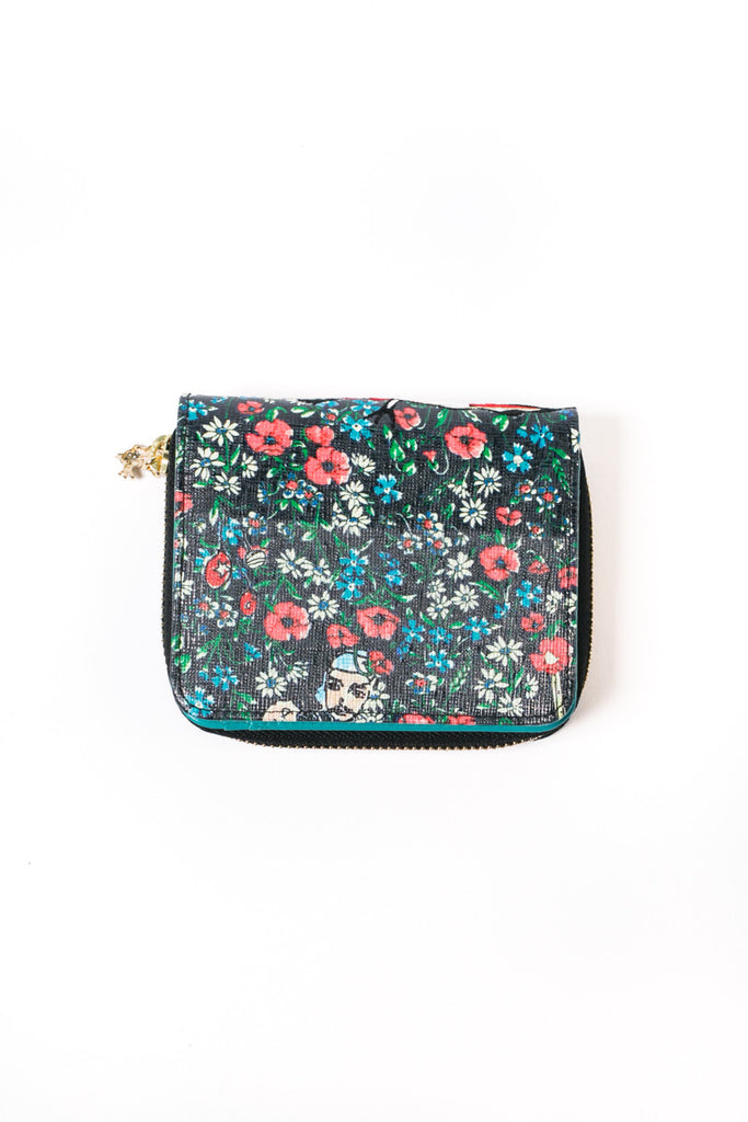 """Poppy"" Small Purse"