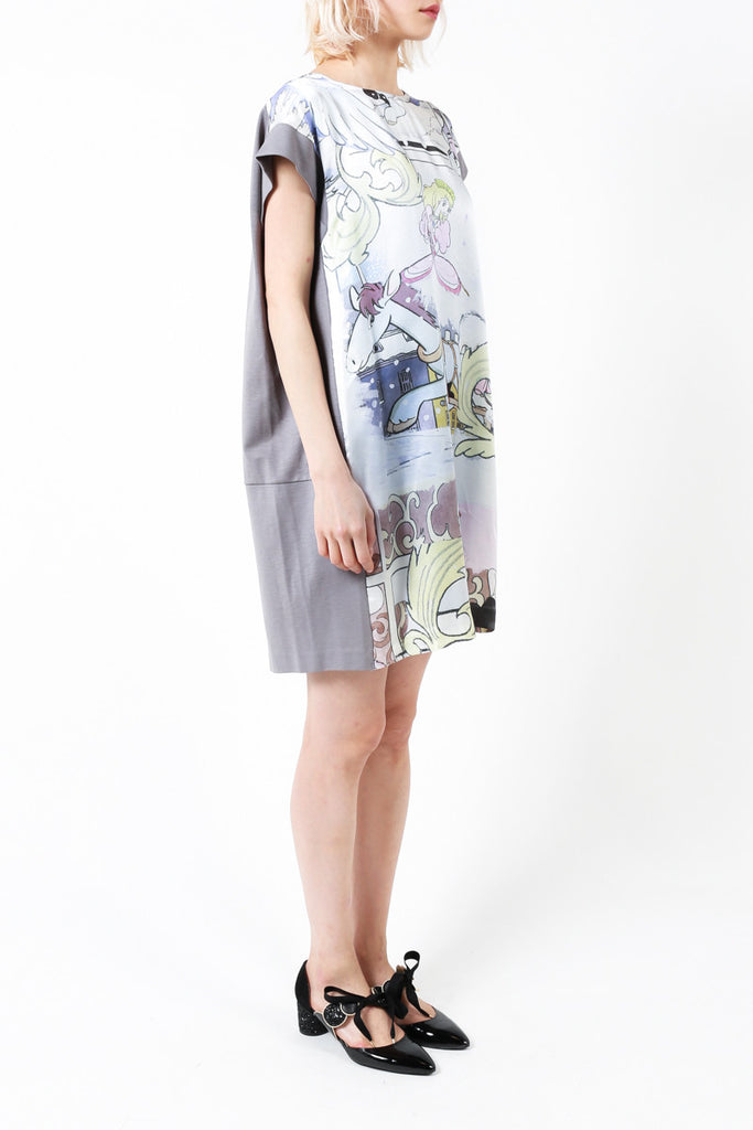 """Unico"" Silk Dress"