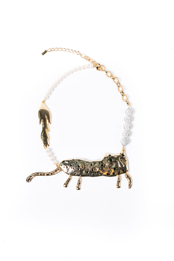 """Cheetah"" Necklace"