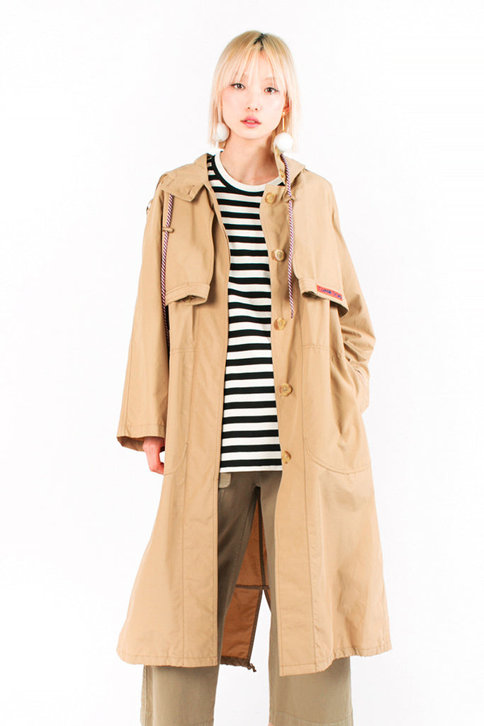 «Sailor» Trench Coat