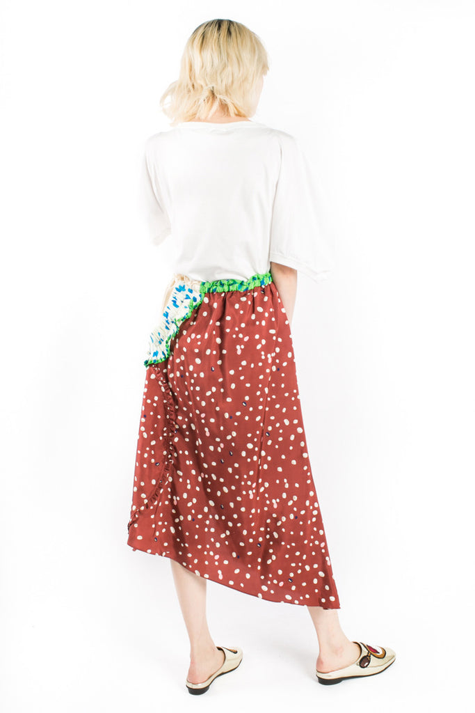 """Cuban Day""  Skirt"