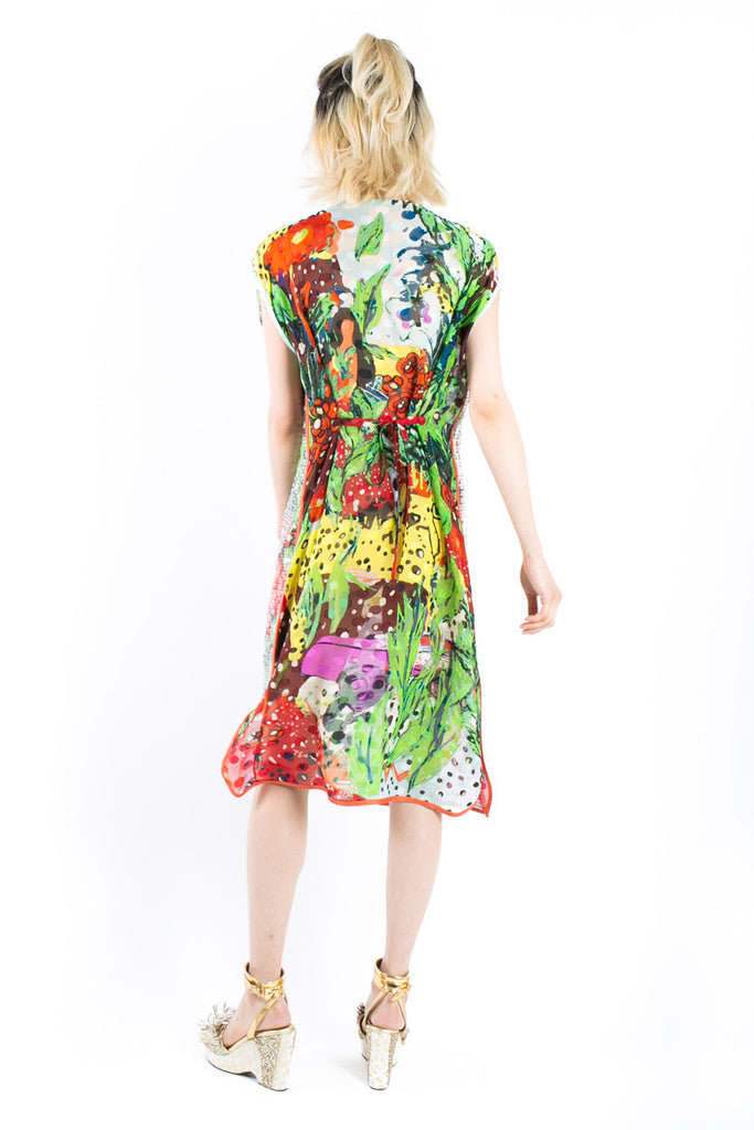 """Tropical Party"" Dress"