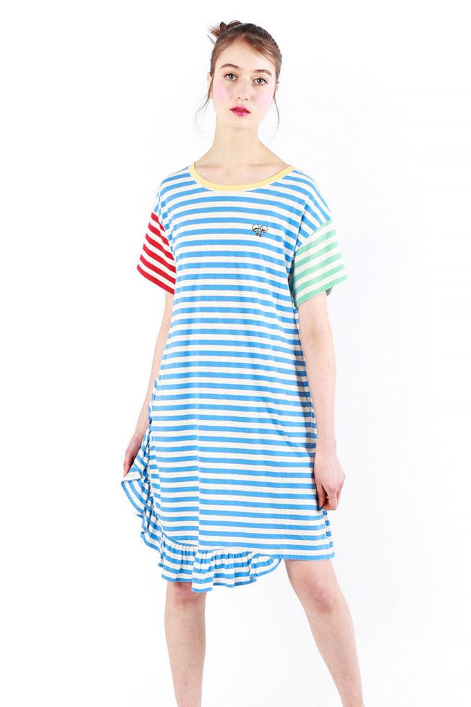 «Maracas Captain» Dress