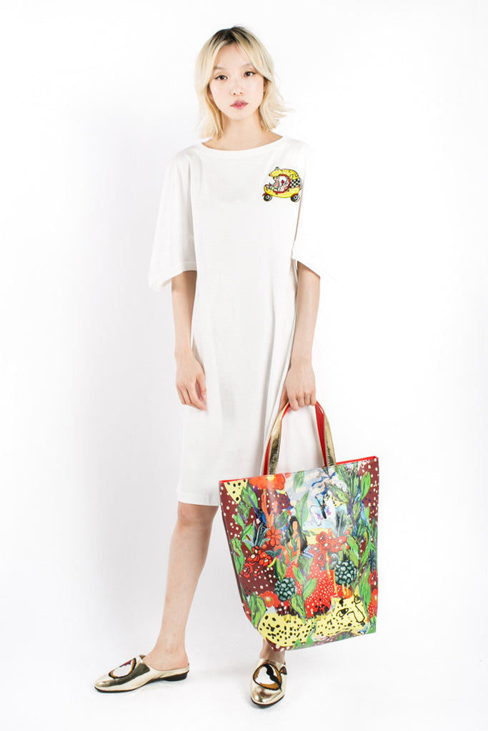 Coco Taxi T-Shirt Dress