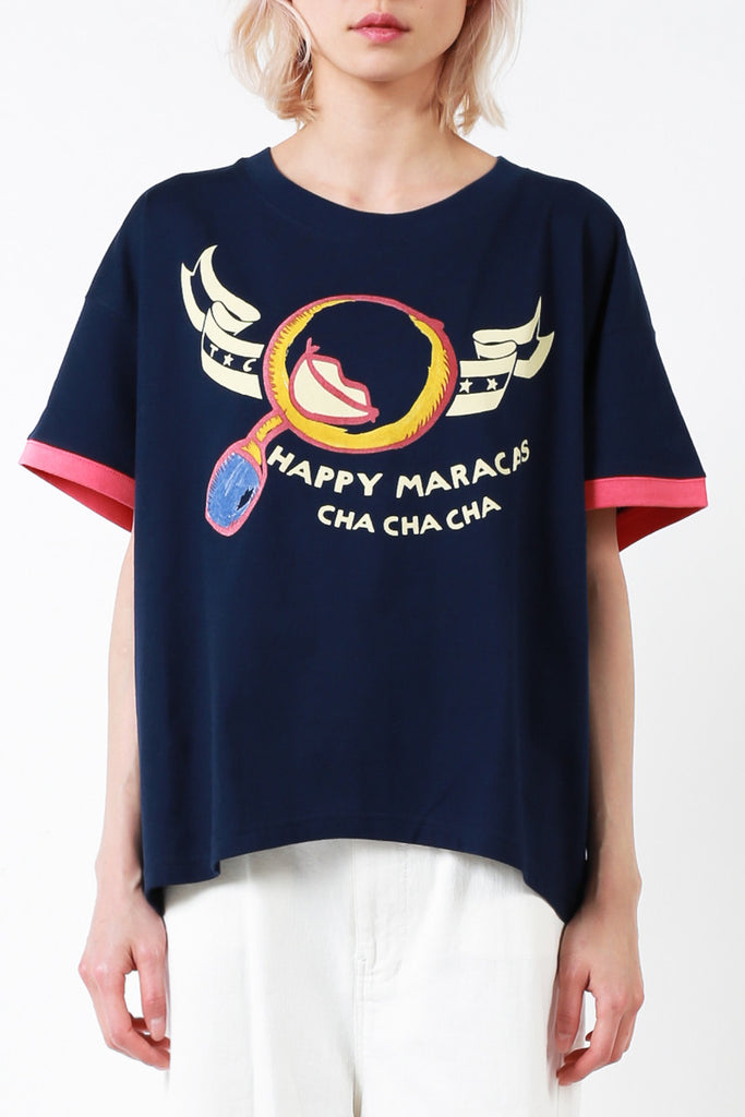 """Happy Maracas"" T-shirt"