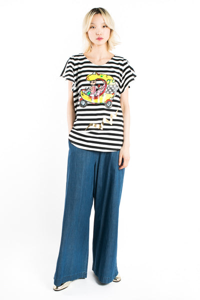 """Coco Sailor"" Long Top"