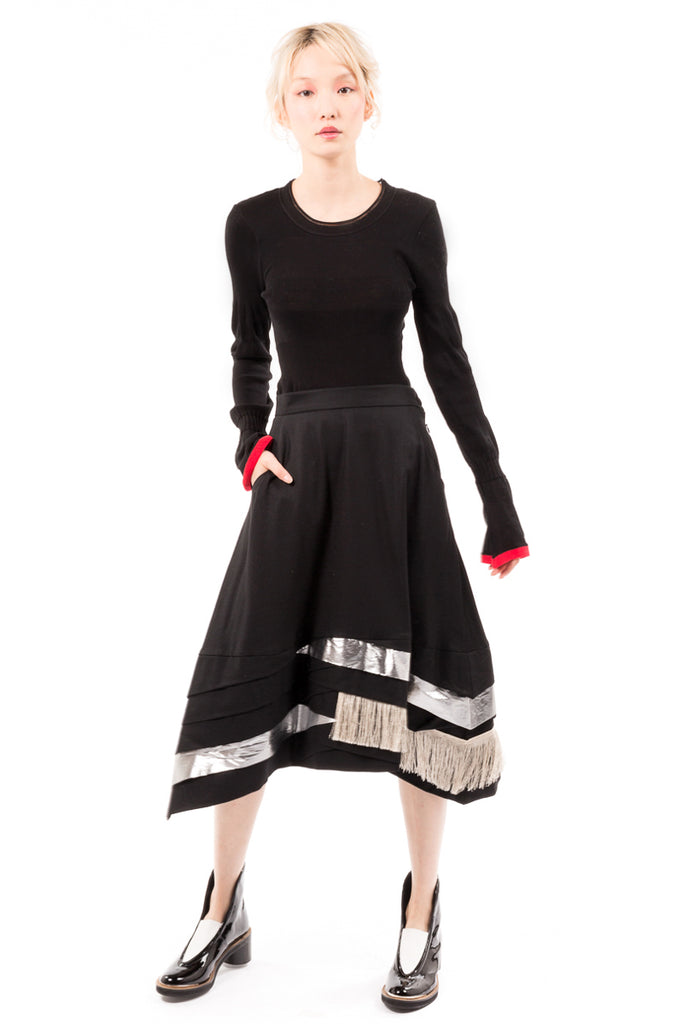 Super Soft Amunzen Long Skirt