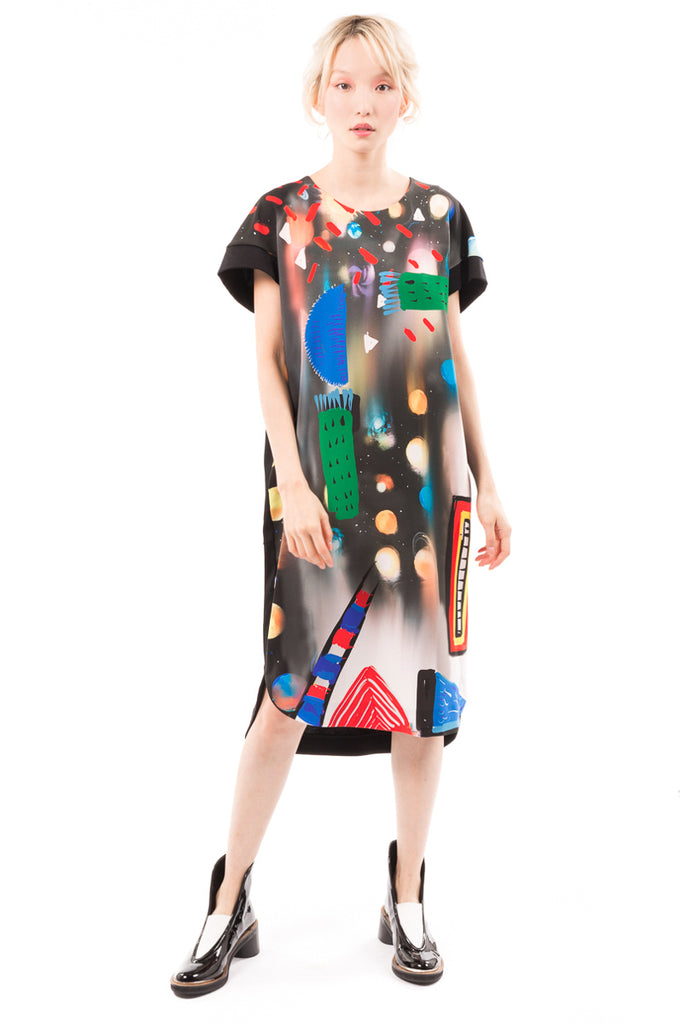 TC Universe Docking T Dress