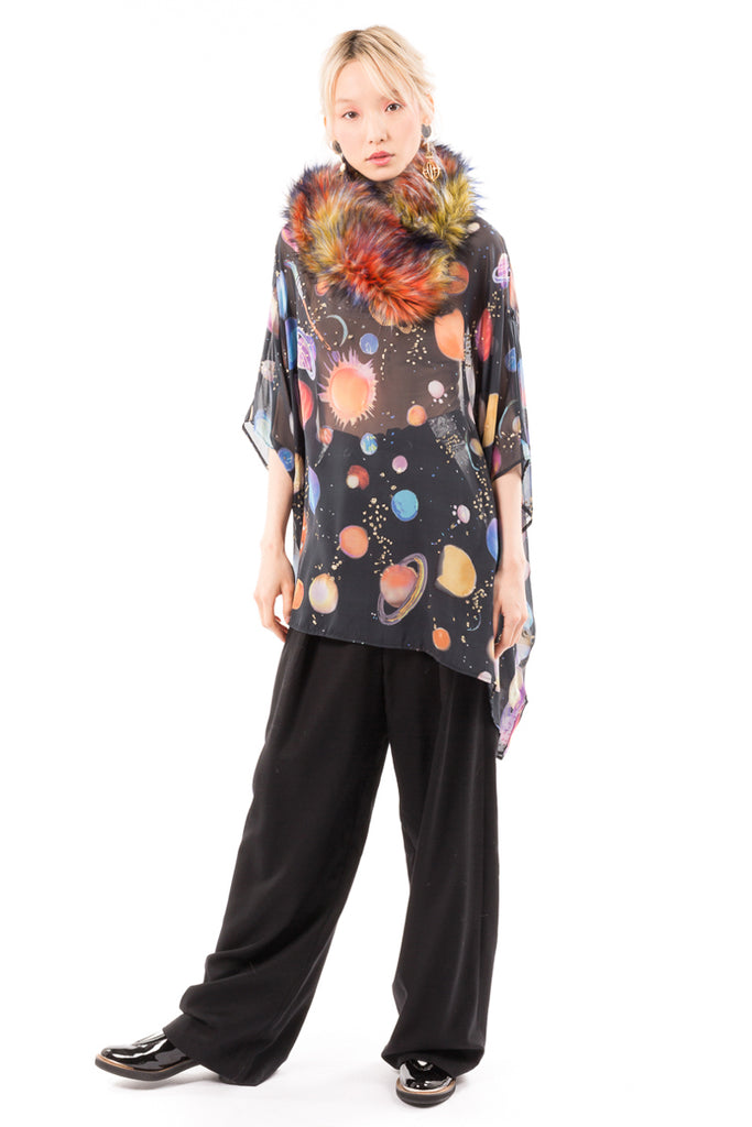 TC Universe Graphic T Tunic