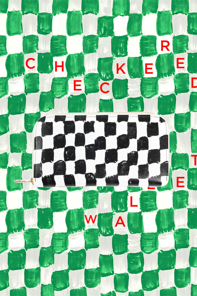 Checker Wallet