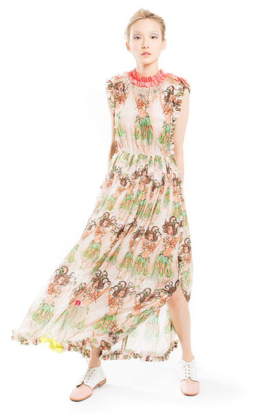 """Aloha Girl"" Long Dress"