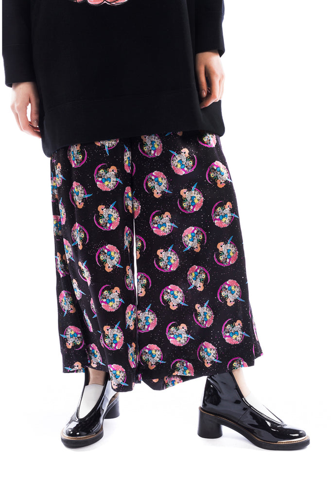 """Cosmo Girl"" Wide Pants"
