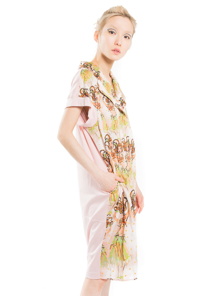 """Aloha Girl"" Docking Dress"