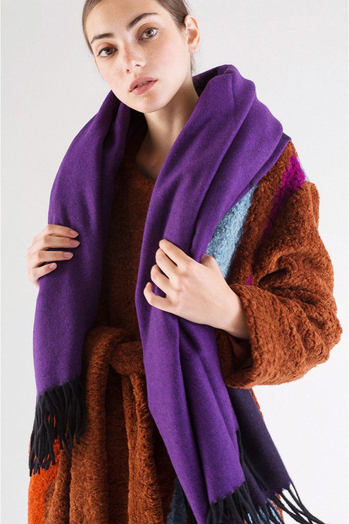 Panther Oversize Stole