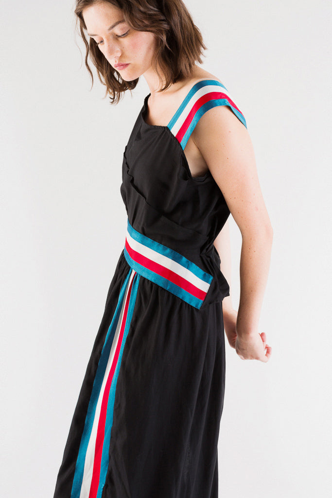 Marianna Stripe Dress