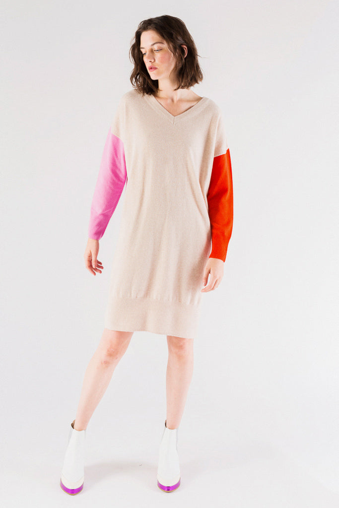 Happy Guatemala Cashmere Dress
