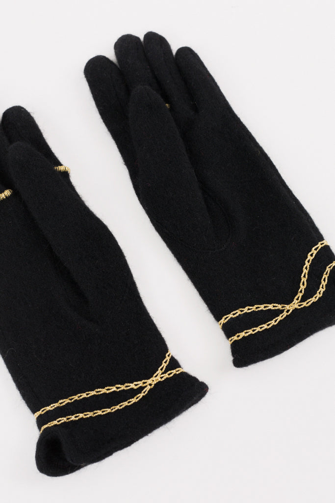 Jewelry Wool Gloves