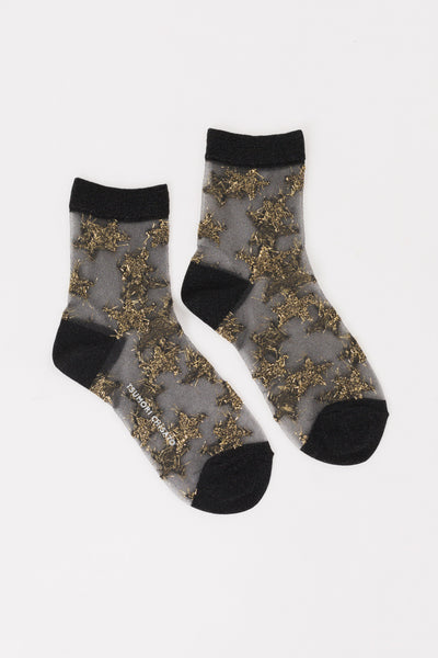 Egyptian Stars Socks
