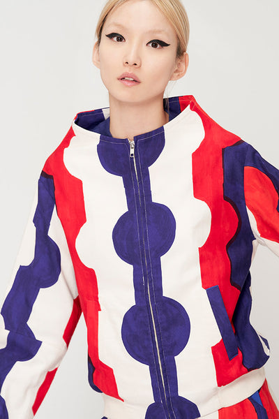 O&O Watercolor Jacket