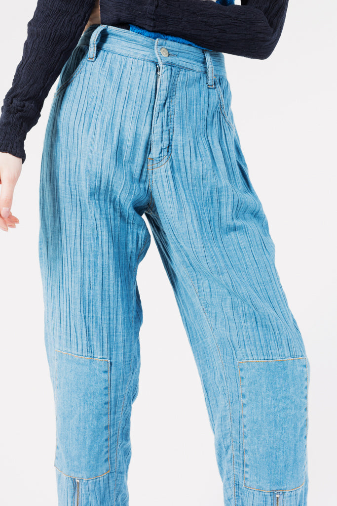 Creperie Denim Pants