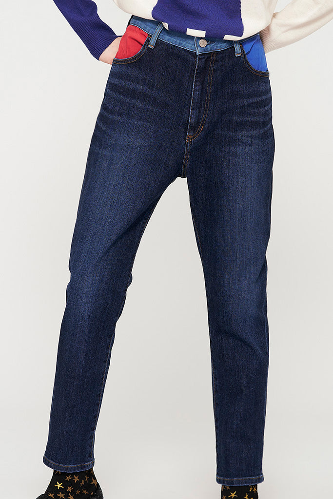 O&O Denim Pants