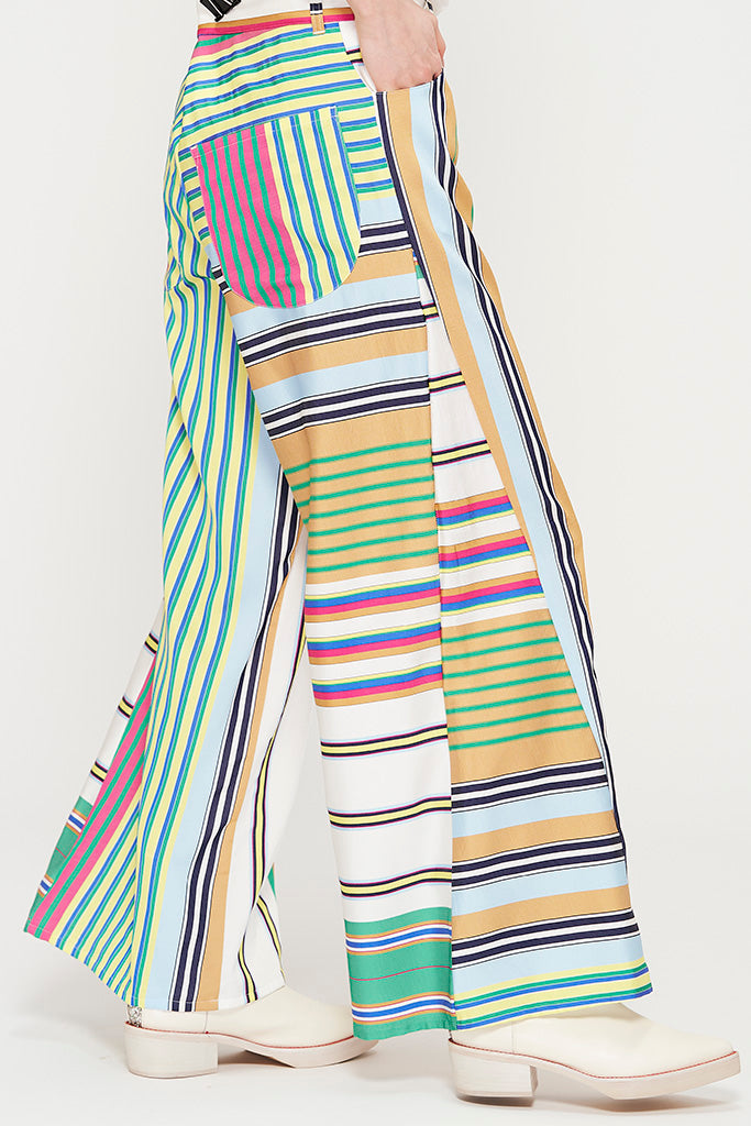 Crazy Stripes Pants