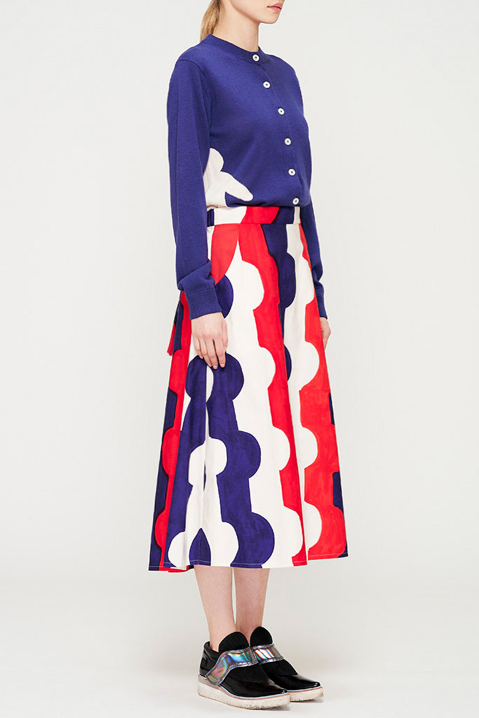 O&O Watercolor Skirt