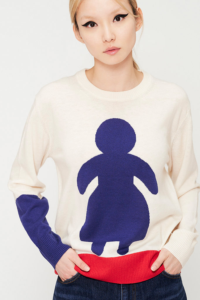 O&O Knitted Wool Sweater