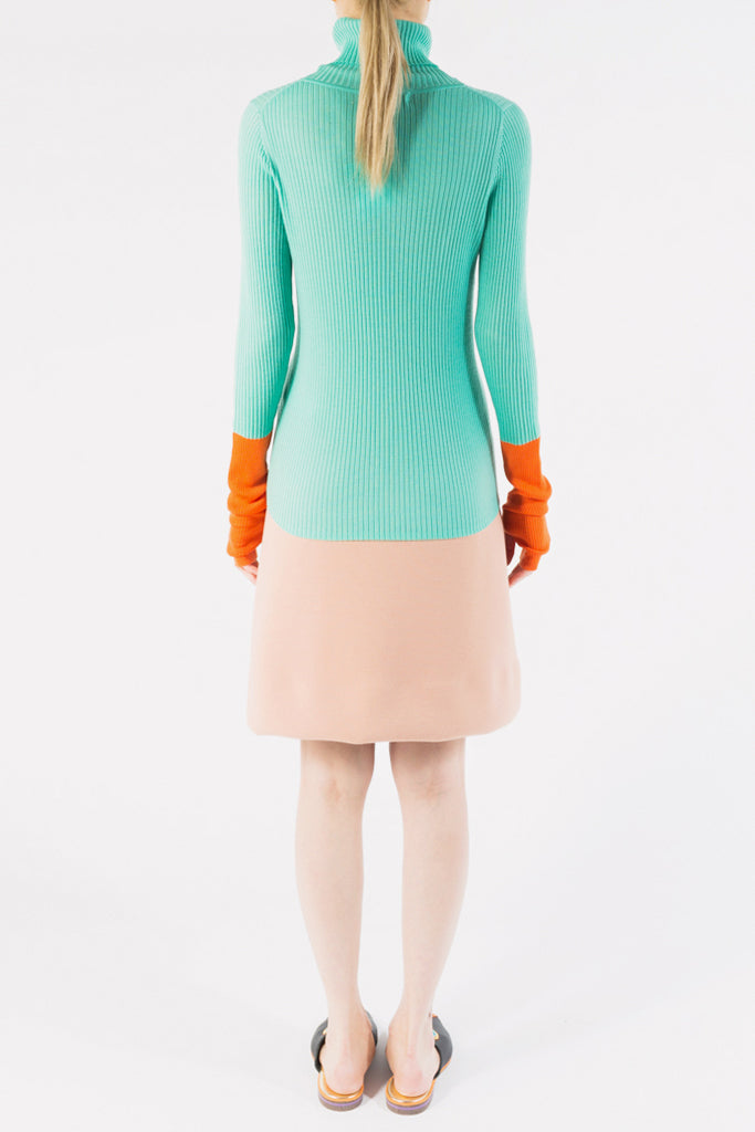 High Gauge Wool Sweater