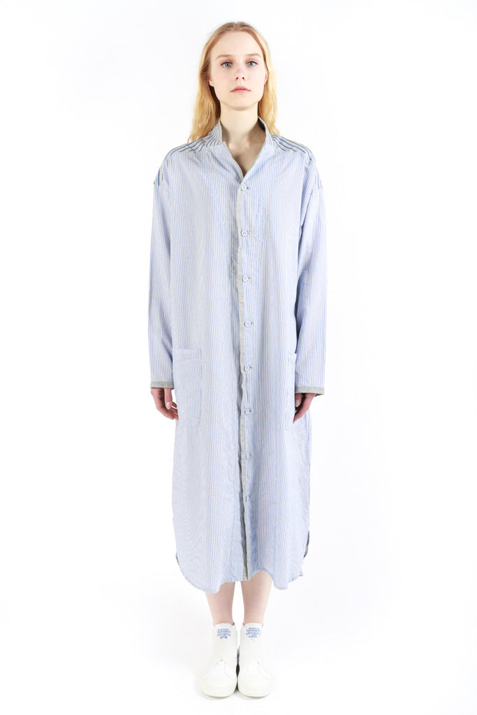 « Countryside » Oversized Shirt Dress