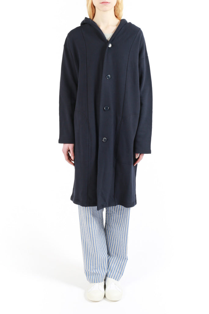 «Thick Jersey» Cardigan Coat