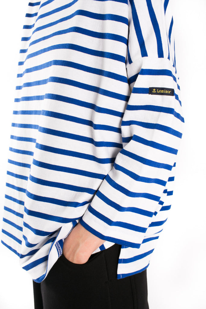 """Le Minor"" Sailor Top"