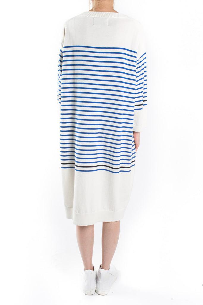 """La Fileuse"" Knit Dress"