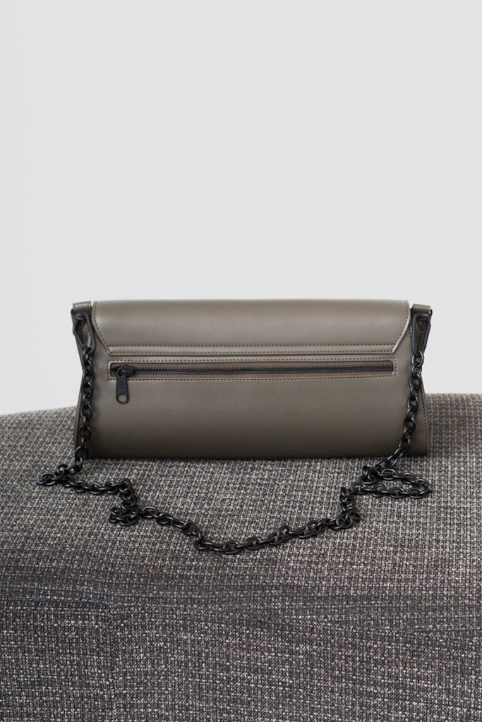 Buckle Chain Purse
