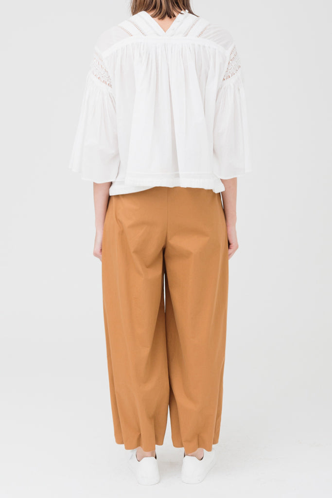 Compact Twill Pants