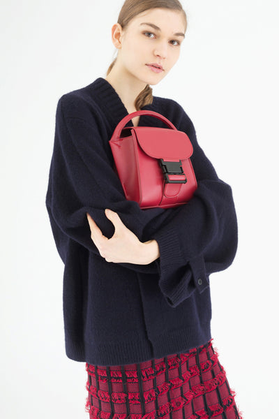 Small Buckled Bag