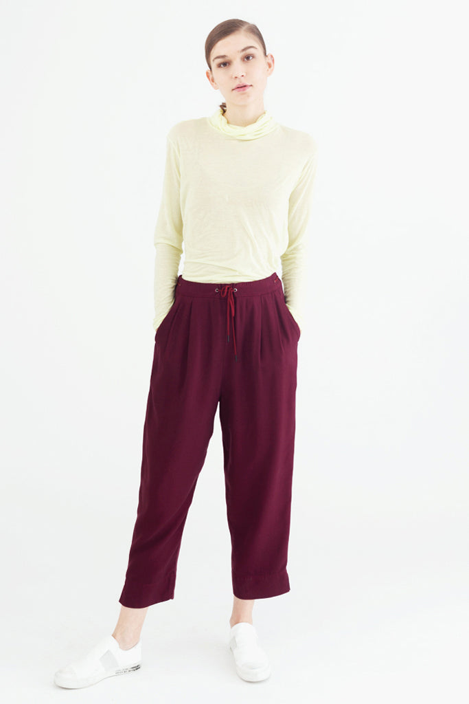 Tencel Twill Pants