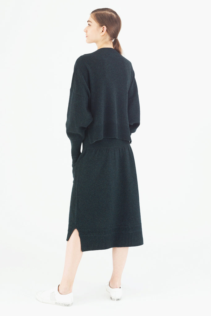 Lamb Wool Dress